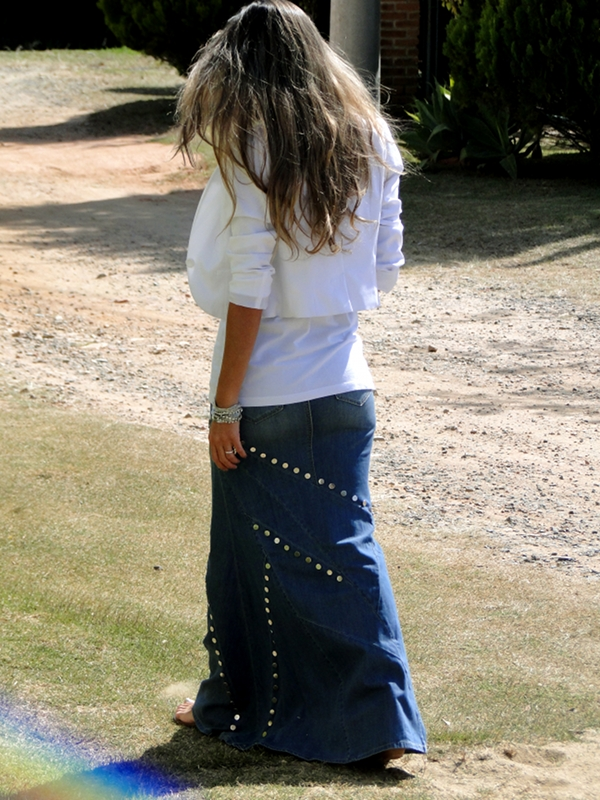como-usar-saia-longa-jeans