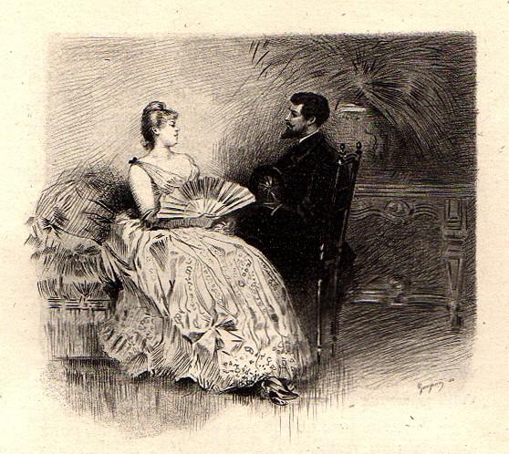 Homme célibataire amoureux dune femme mariée