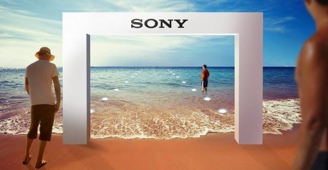 Sony mở cửa hàng dưới lòng biển đầu tiên trên thế giới