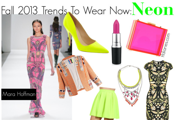 fall trends to wear now