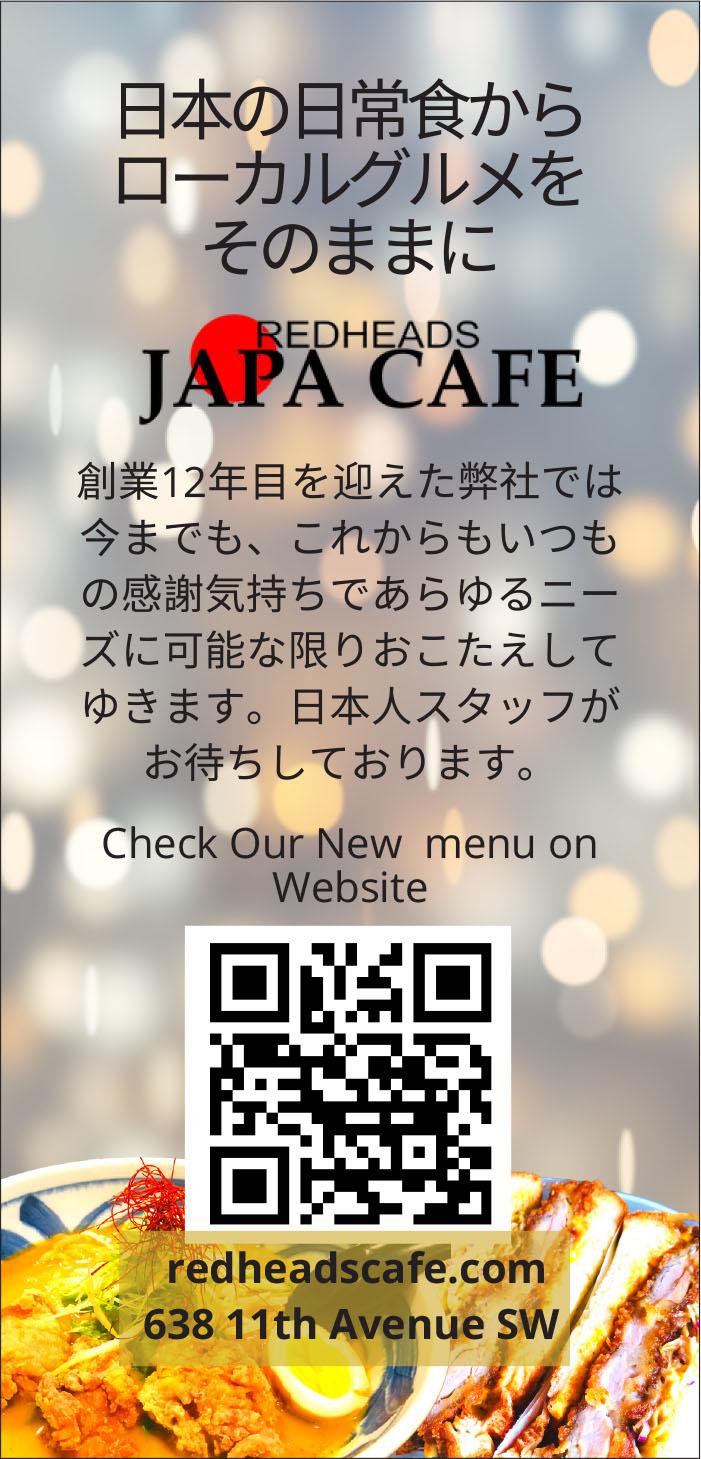 Redheads Japa Cafe