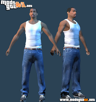 INSANITY CJ (Carl Johnson em HD)