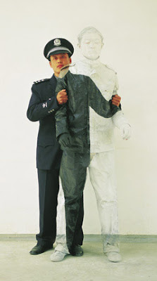 chino invisible Liu Bolin Chinese unseen