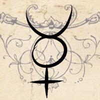 Símbolo alquimista - Mercúrio