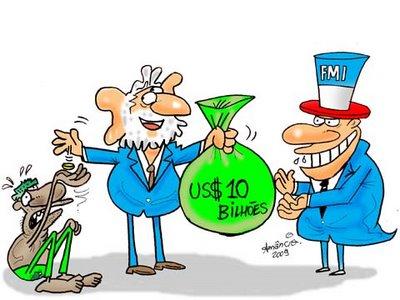 Brasil: O FMI E A TAXA TOBIN