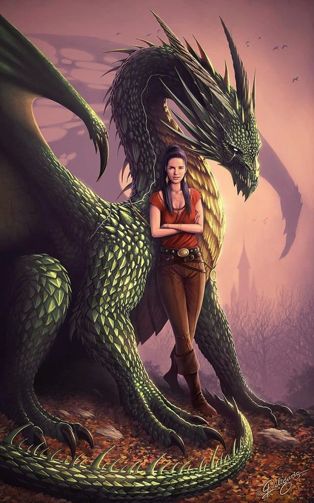 dragon-and-girl