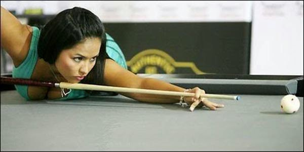 shanelle loraine hottest pool player 01