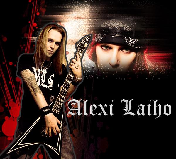 Pemulung Berita Biografi Alexi Laiho