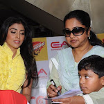 Shriya Saran, Radhika @ CCL Promotional Event Stills