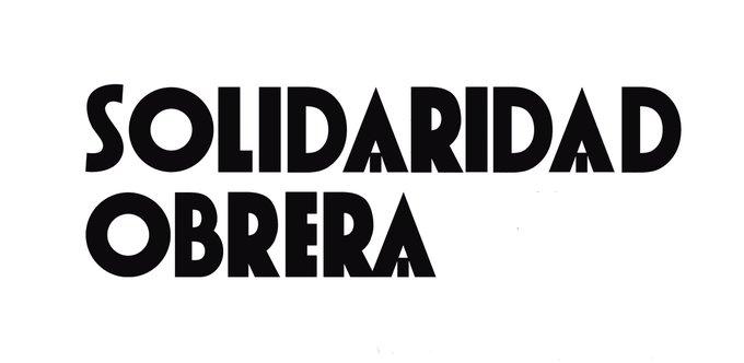 Periódico Solidaridad Obrera