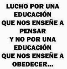 Educar para pensar