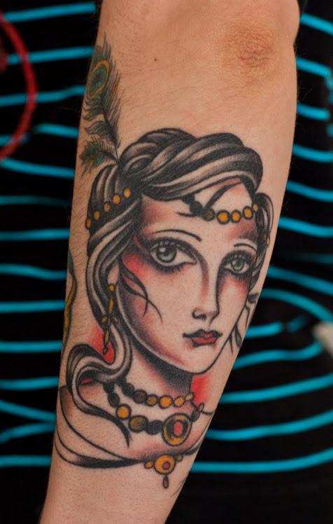 Tattoo curado!