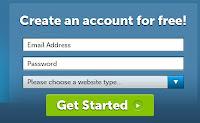 webs.com creating a free website