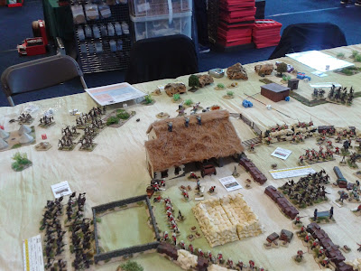 28mm Rorke's Drift participation game by Rotherham Wargames Society picture 2