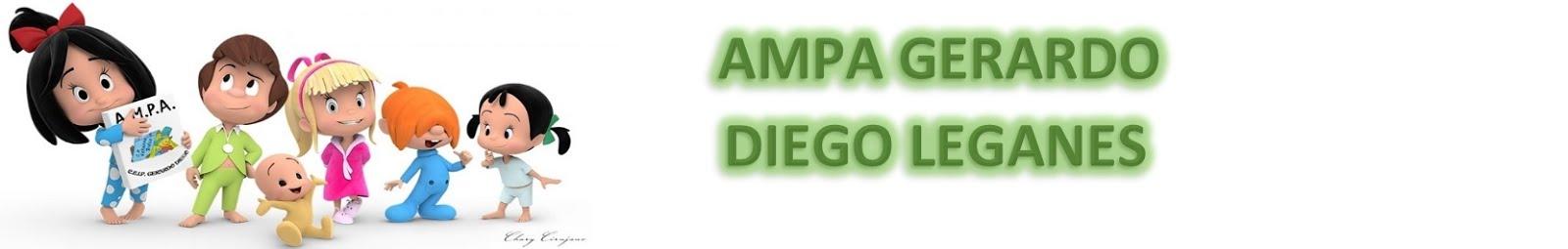 AMPA GERARDO DIEGO DE LEGANES