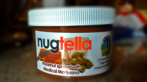 nugtella, chrontella, nutella