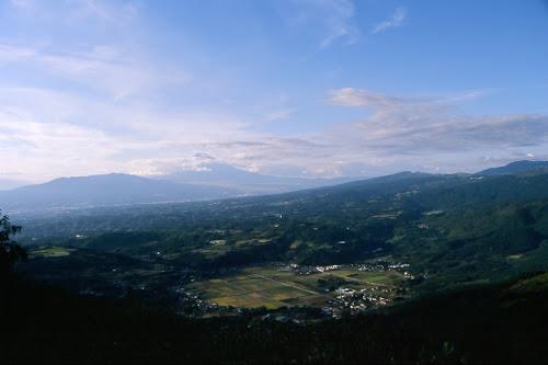 Tanna Basin - Izu Skyline by Lono_Luno