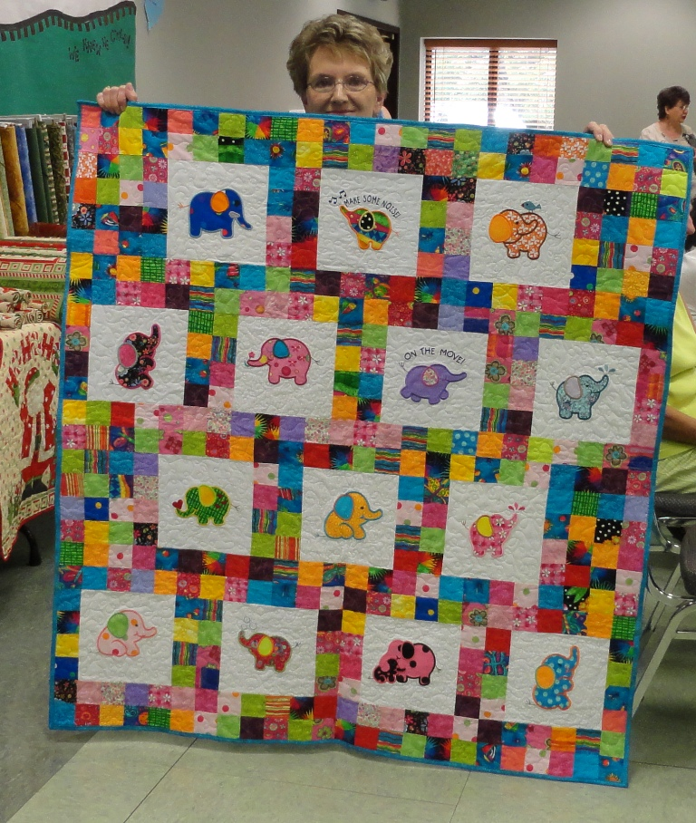 Pine Belt Quilters: Parade of Children's Quilts : children quilt - Adamdwight.com
