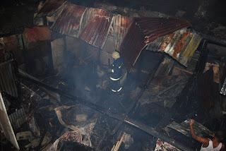 Aún no determinan qué causó el incendio en que murieron 4 personas en Tamayo
