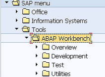 How to Login  to ABAP Workbench