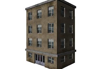 Free house model maya