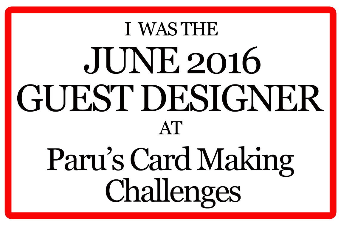 Paru's Card-making Challenge