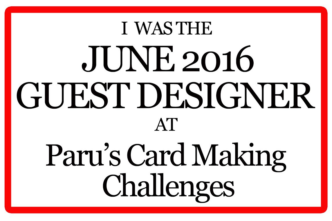 Paru's Card-making Challenge