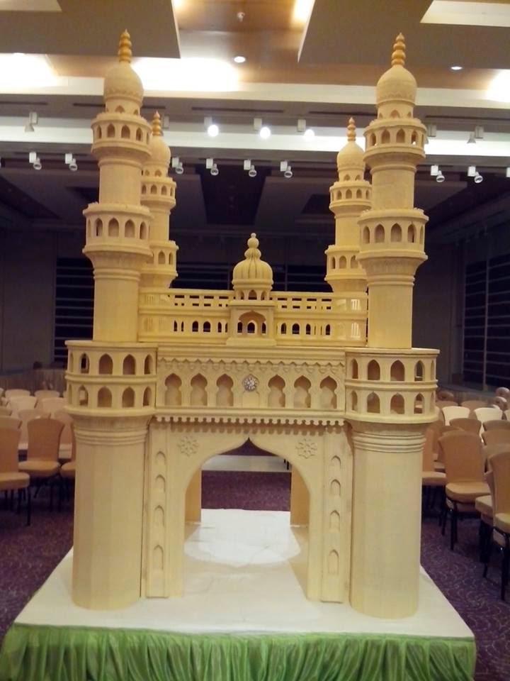 Thermocol Craft Shamshabad Novotel One More Here 25 K Sai Srija