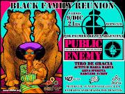 Diáspora Africana de la Argentina black family reunion public enemy tiro de gracia niceto club