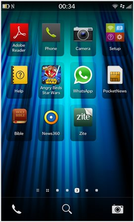 best android apps for z10