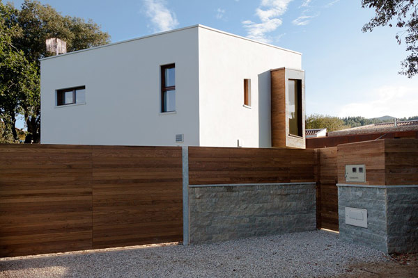 Hogares frescos residencia ecol gica en espa a inspirando for Casa moderna 44 belvedere