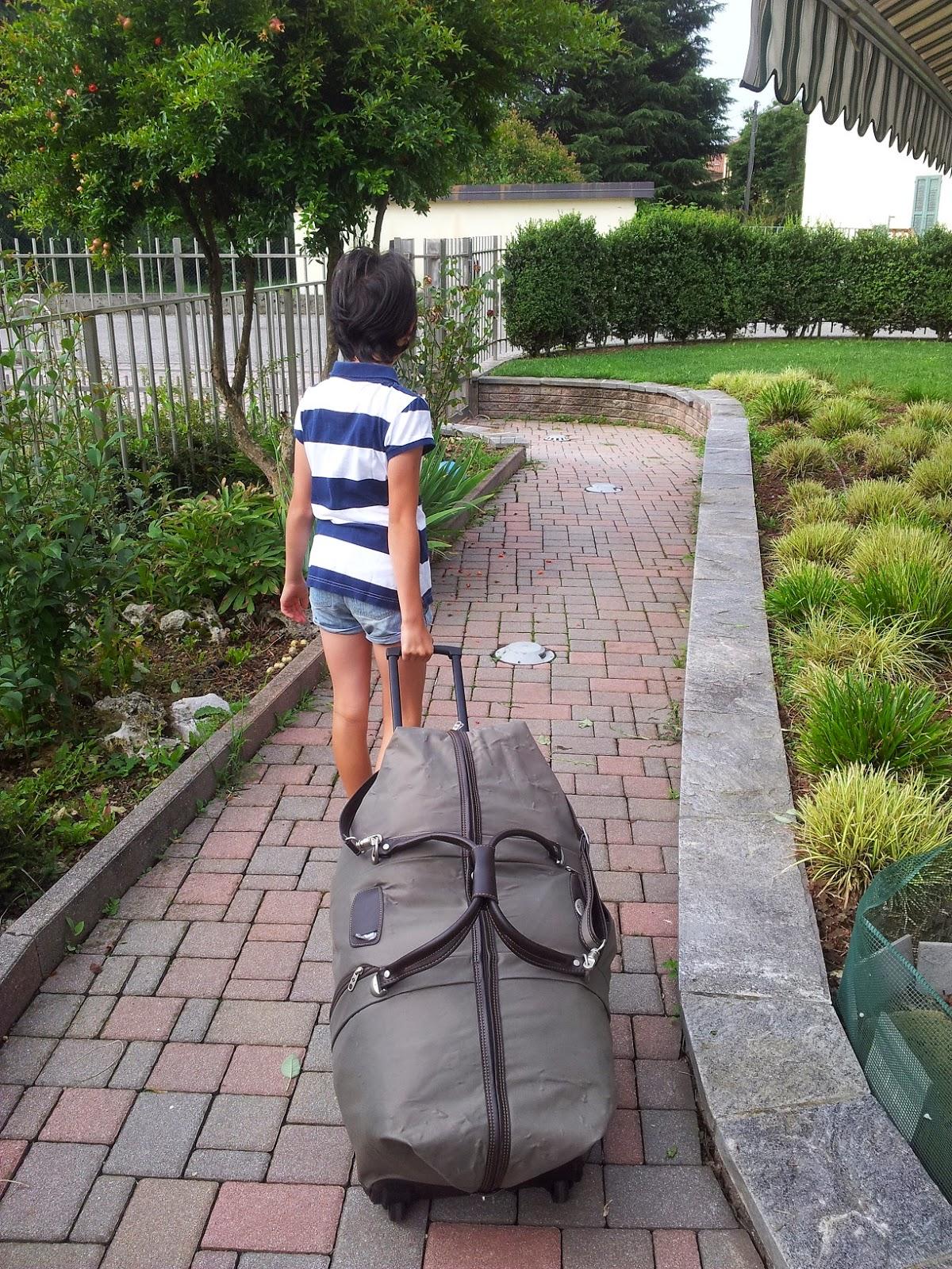 In viaggio verso le scuole medie