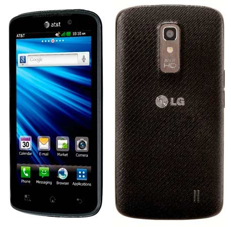 Download Android ICs firmware for LG Nitro HD