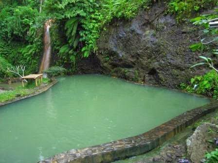 Sumber Mata Air Panas Angseri