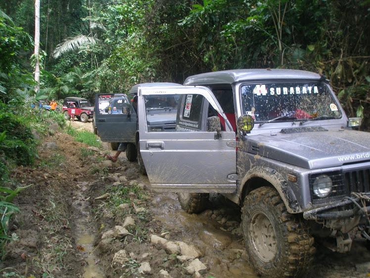 Adventure Banyuwangi merubetiri sukamade 14-15 Mei 2011