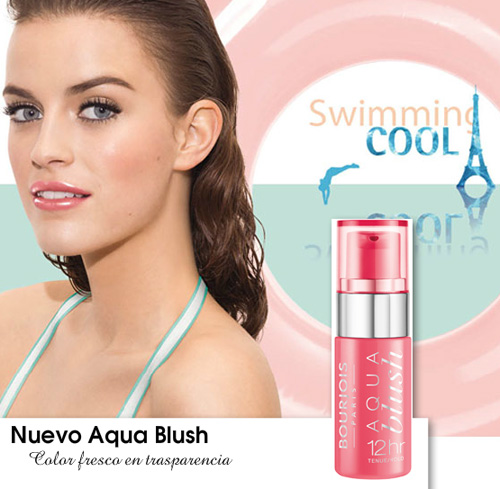 coloretes Aqua Blush de Bourjois