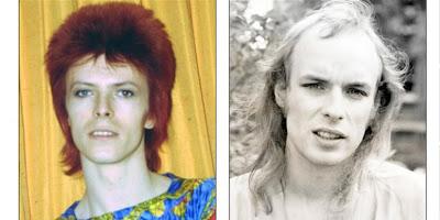 David Bowie merasakan kehadiran makhluk halus saat mengerjakan album rekaman PIN UPS