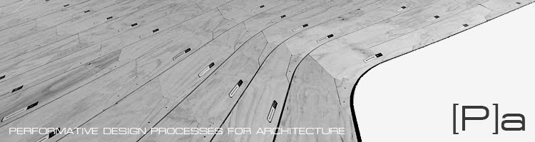 Performative Design Processes for Architecture | Marco Verde