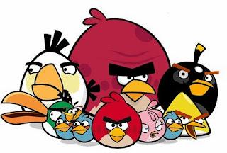 Gambar Lucu Angry Birds 2014