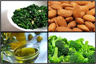 مستويات فيتامين ه العالية تساعد في الوقاية من ضعف الذاكرة