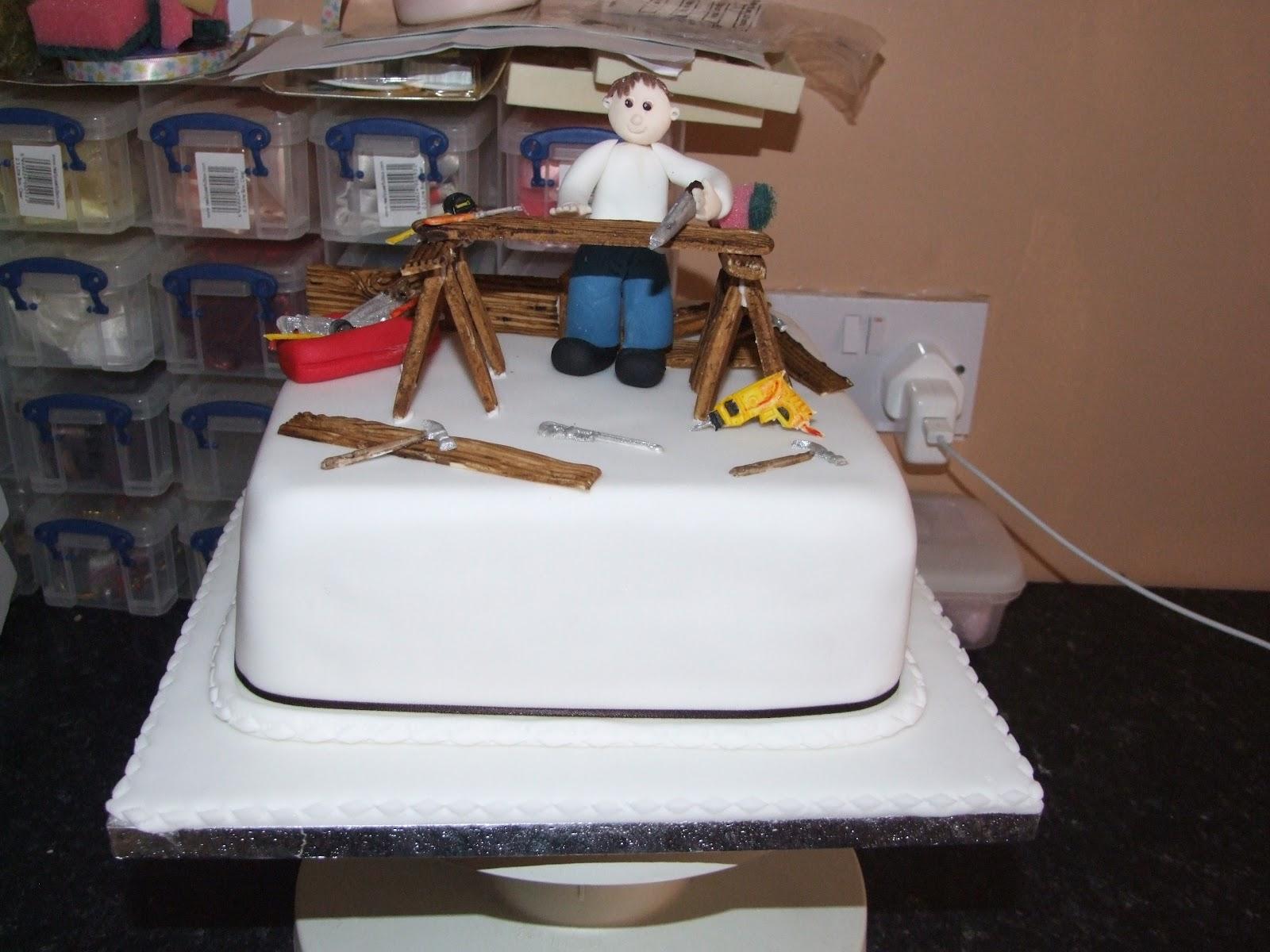 Special Occasion Cakes Carpenterjoiner Cake