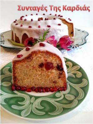 Κέικ με χουρμάδες