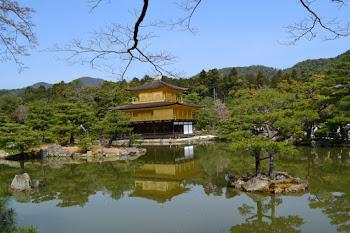 金阁寺 Kyoto, Japan