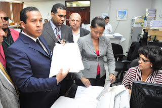 PRI impugna ante la JCE ilegal proclamación Hipólito Mejía