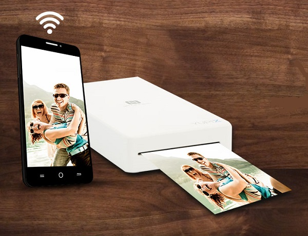 Micromax launches YU Yupix (YUAMP001) Smart Pocket Printer in India at ₹6999