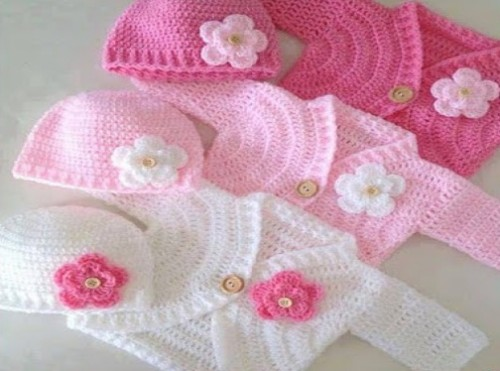 Crochet For Children: How To Crochet The Three Way Baby ...