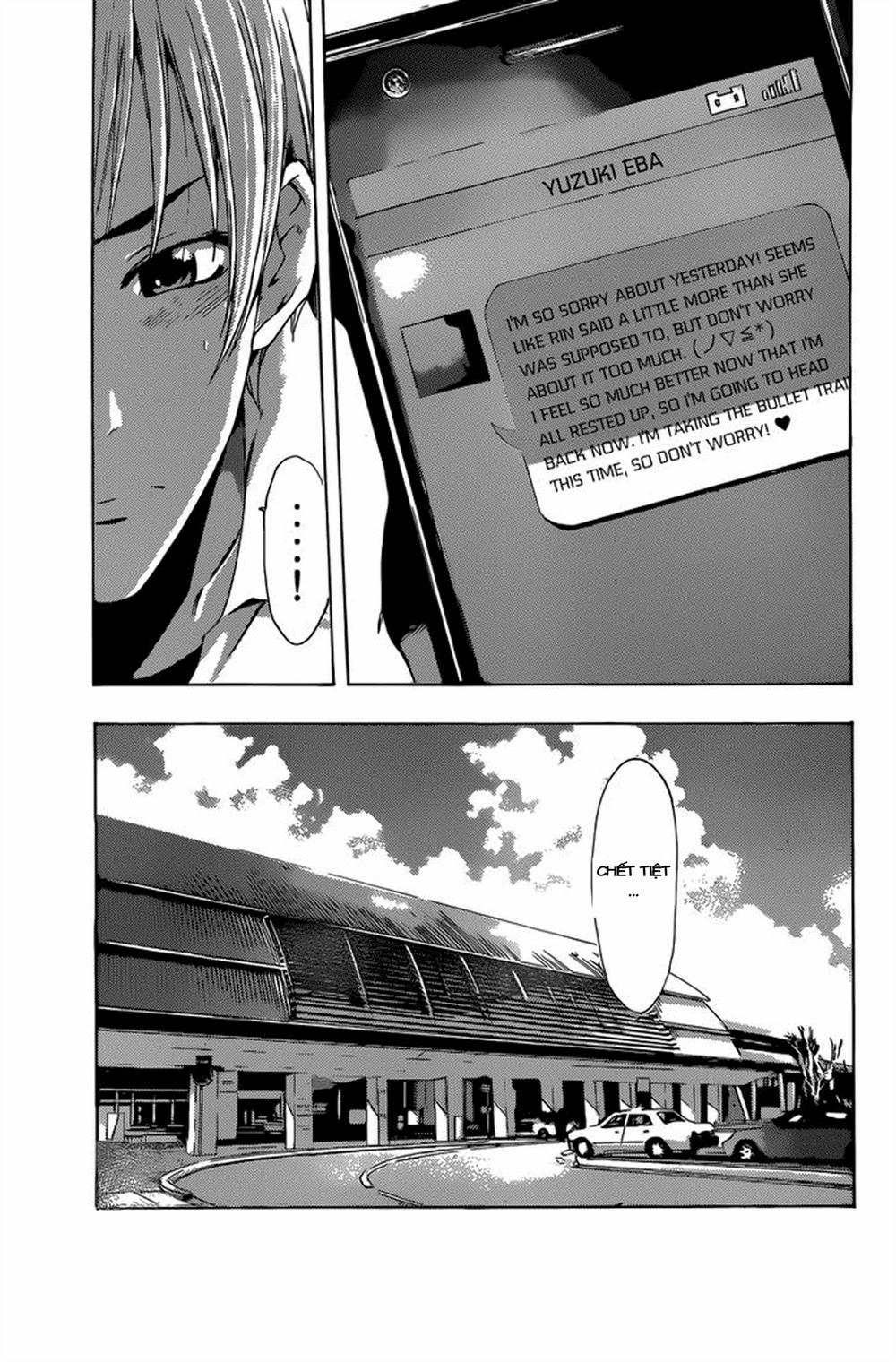 Thị Trấn Tình Yêu chap 255 - Trang 13