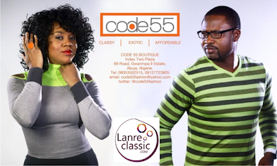 Stella Damasus & Daniel Ademinokan Set to Unveil Code 55 uwillcgossip.com