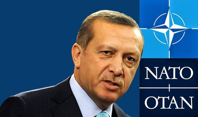 Резултат с изображение за nato  Ердоган