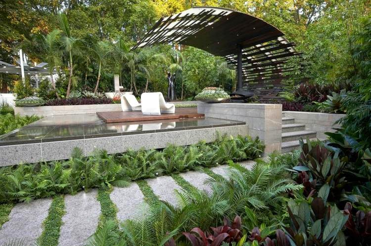 Garden Design of 2015 Sweet